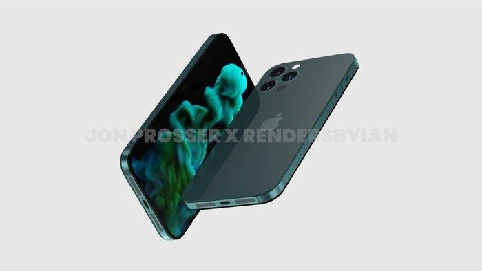 Предполагаемый дизайн iPhone 14