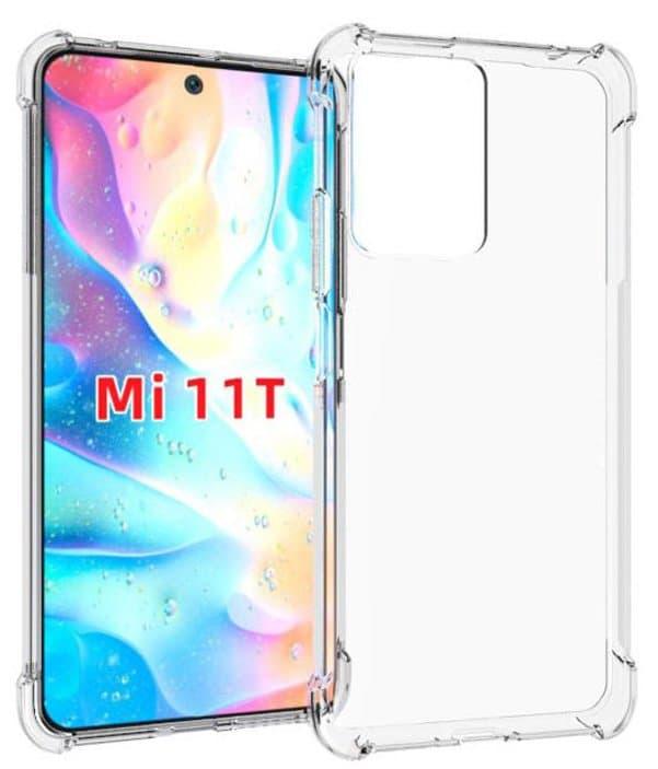 Xiaomi Mi 11T: новые изображения перспективного смартфона в защитном чехле