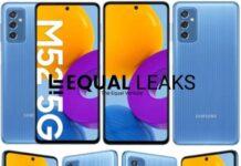 Samsung Galaxy M52 5G: внешний вид, характеристики и цена