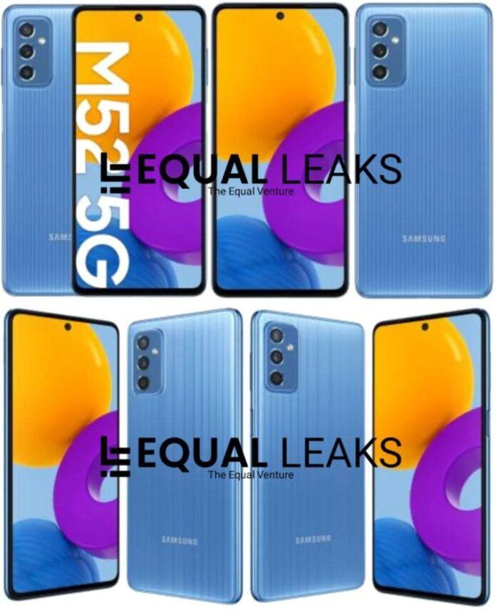 Samsung Galaxy M52 5G: дисплей 120 Гц, Snapdragon 778, 64 Мп и 5000 мАч,
