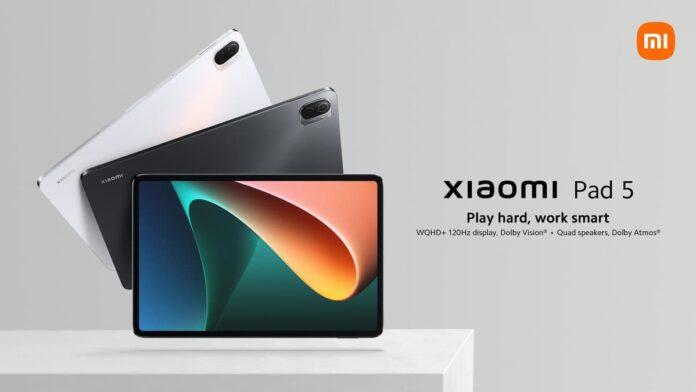 Адаптированный для Европы планшет Xiaomi Pad 5 с сотнями подарков доступен на AliExpress со значительной скидкой