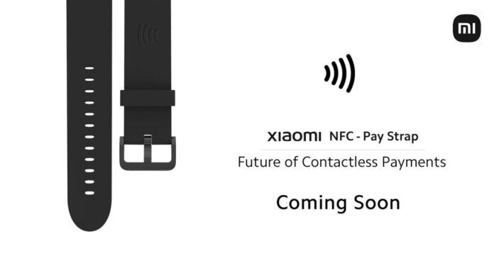 Xiaomi показала ремешки NFC Mi Pay с функцией бесконтактных платежей