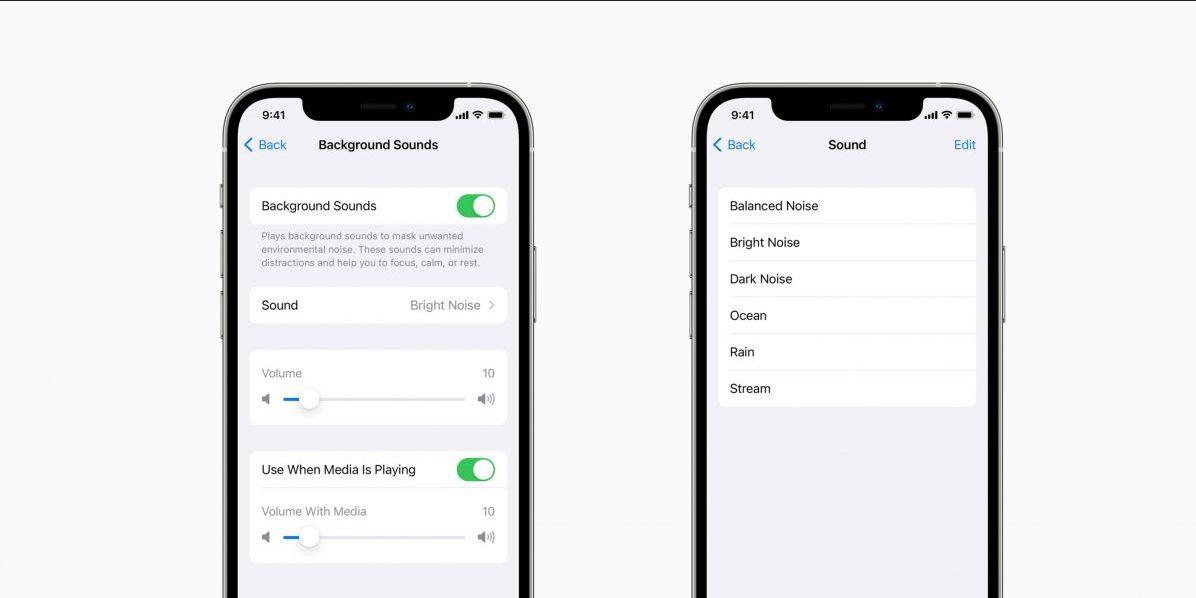 Войти в нирвану с iOS 15: где найти и как включить полезную для душевного здоровья функцию