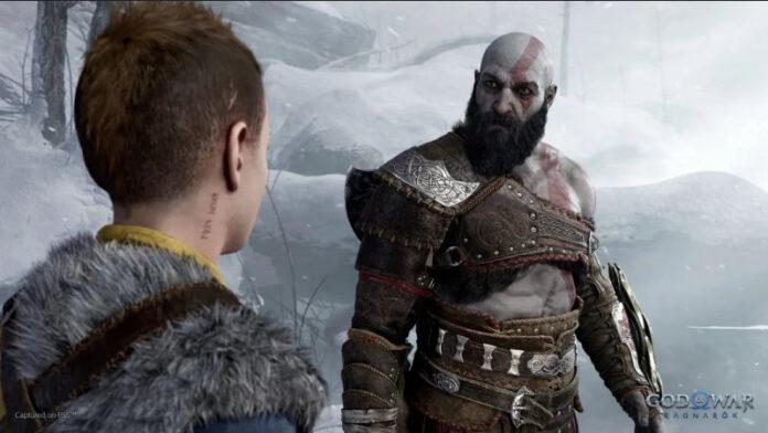Sony похвасталась возможностями PS5 на примере God of War: Ragnarok
