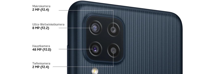 Galaxy M22: новый бюджетник Samsung для немецкого рынка показан официально