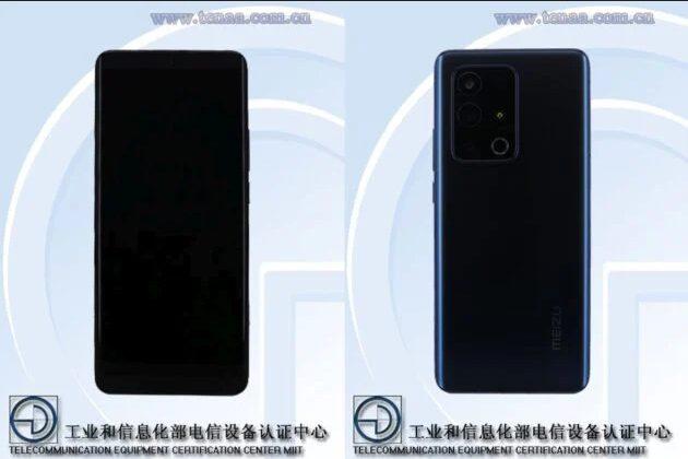 Названа дата презентации бюджетных флагманов Meizu 18s, 18s Pro и суб-флагмана 18x