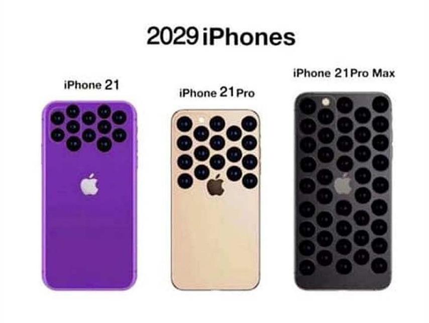iPhone 13 в фотожабах