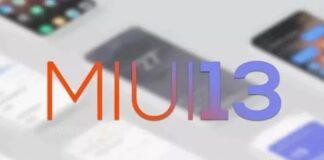 Свежая информация о MIUI 13: внешний вид и список смартфонов-получателей