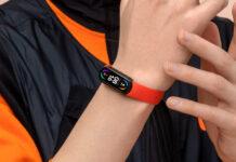 Настройка уведомлений на Xiaomi Mi Smart Band 6