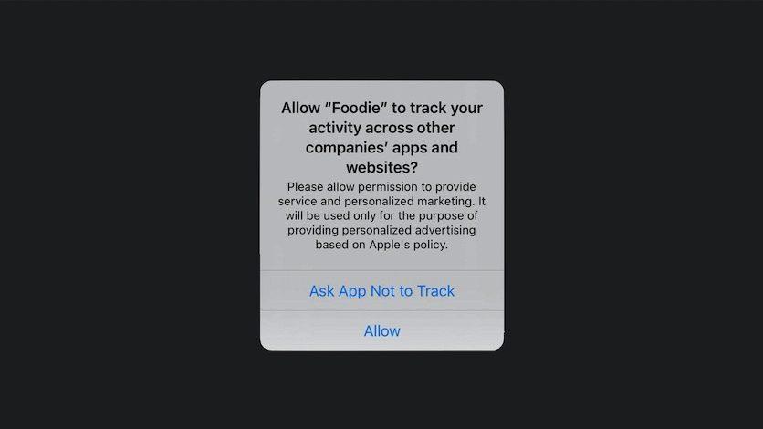 Приложения в iOS массово «следят» за пользователем в обход запрета от Apple