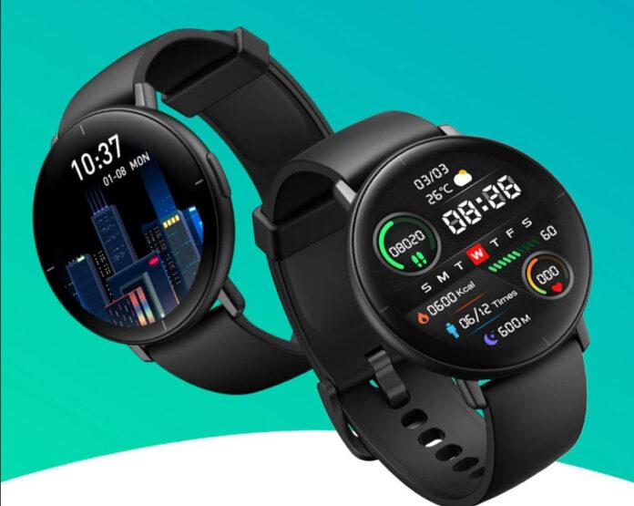 Партнер Xiaomi представил недорогие «умные» часы с широким спектром возможностей