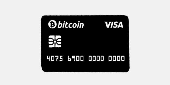 Visa обещает украинцам оплату покупок биткоинами