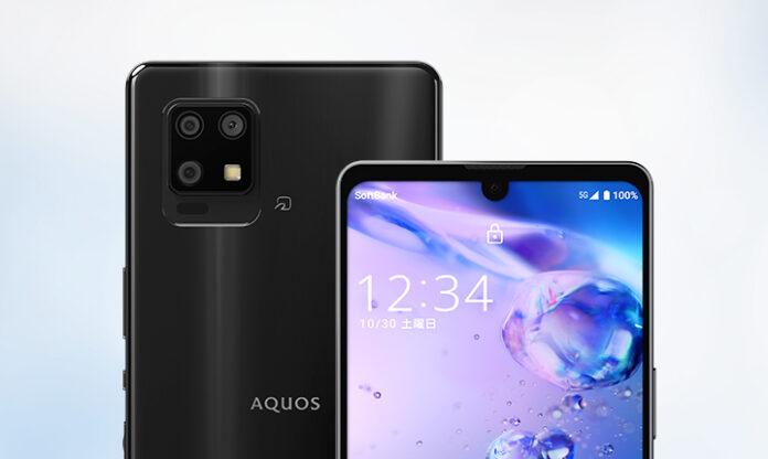 Представлены Sharp AQUOS sense 6 и zero6: одни из самых легких смартфонов с поддержкой 5G