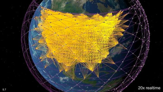 Спутниковый интернет Илона Маска сможет передавать данные со скоростью света