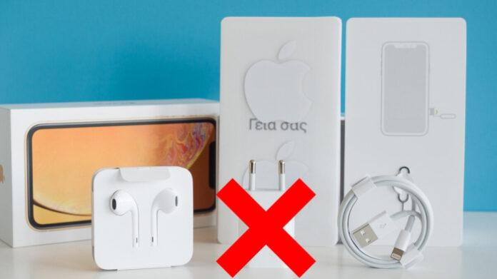 Смартфоны могут остаться без зарядки в комплекте