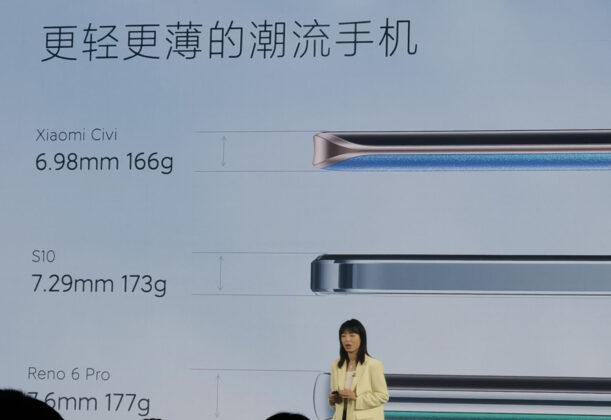 Особенности Xiaomi Civi