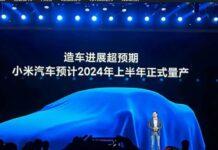 Производство Xiaomi Car