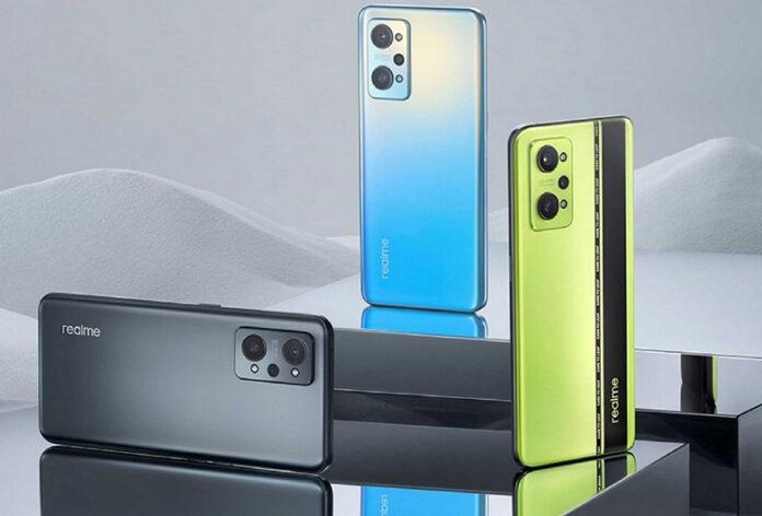 Названы цены и версии смартфона Realme GT Neo 2 для рынка Европы