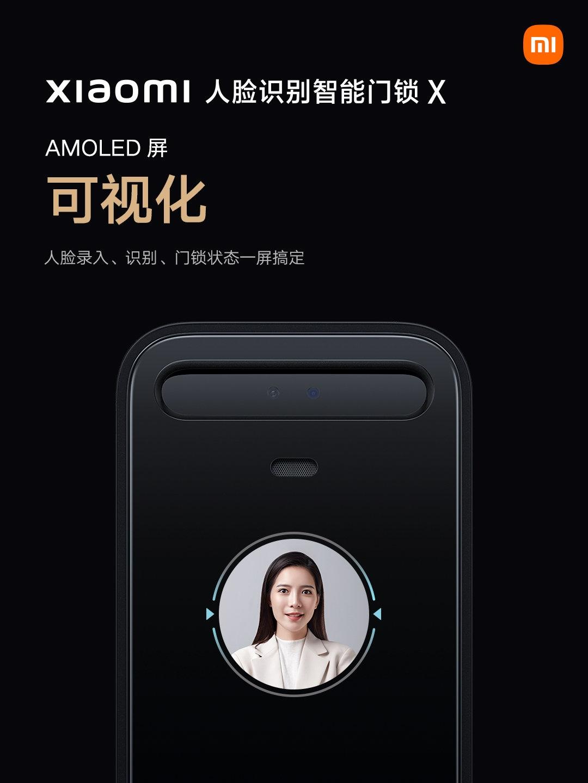 Интеллектуальный дверной замок X Xiaomi