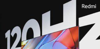 Первый в истории бренда Redmi телевизора с поддержкой высокой частоту 120 Гц будет представлен 20 октября