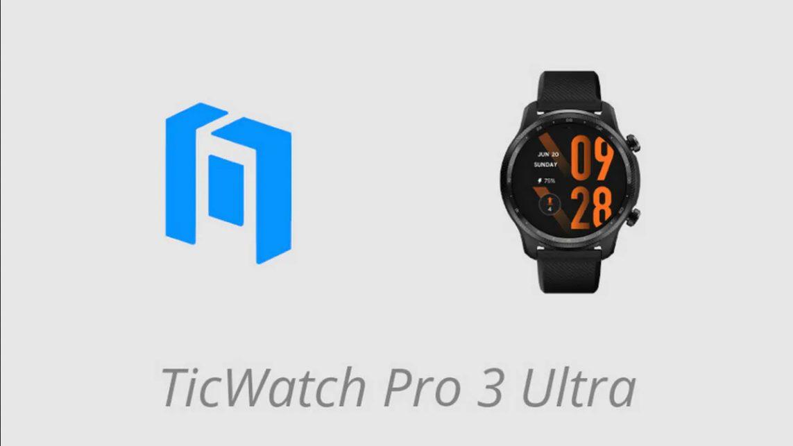 TicWatch Pro 3 Ultra: самые «заряженные» часы от партнера Xiaomi