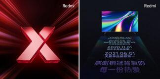 Xiaomi Redmi Smart TV X 2022: «линейка» новых телевизоров будет официально презентована через 1,5 недели
