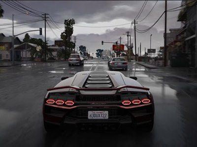 Ультрареалистичная графика GTA V: энтузиасту понадобилось всего 3 мода