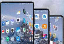 Как изменить эффекты перехода экрана Xiaomi